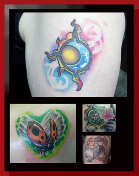 Tattoo portfolio, page 28 by takkless