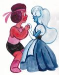Ruby and Sapphire by wpmorse