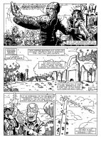 GAL 6 - The Giants of Mont'e Prama - Part 1 - p5 by martin-mystere