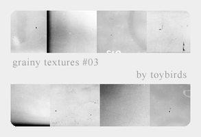 Grainy Textures 03 by toybirds