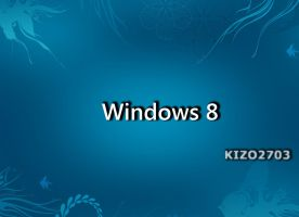 Windows 8 screensaver by kizo2703