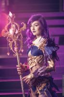 Mesmer by luxxlo