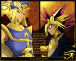 Yugioh egypt - Wallpaper by evilSetoKaiba