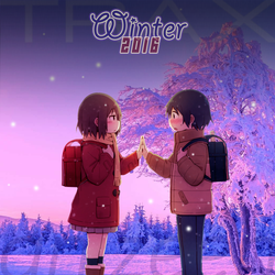 TRAX Winter 2016 Cover by ware4me