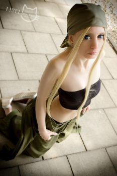 .:Winry Rockbell:. by SecondImpactCosplay