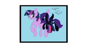 Twilight And Nyx by Llamalovers123