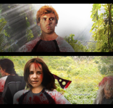 Catching Fire - fanmade stills by Nikmarvel