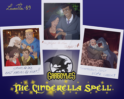 Gargoyles: The Cinderella Spell by Lauretta-89