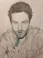 Andrew Lincoln by Rich90a