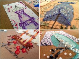 Mirabilia's Dressmaker's Daughter - Detail Galore by pinkythepink