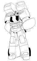 PayLoad Autobot by wonderfully-twisted