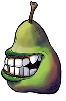 PearFace by SlideSwitched