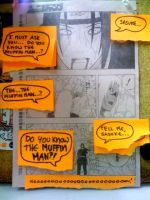 The Joy of Post-Its --PART 2-- by lauraneato