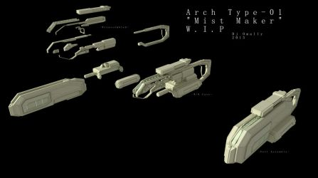 Arch Type-01 by djomally