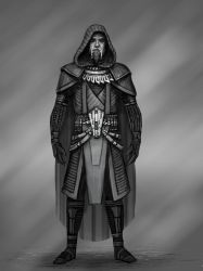 Unnamed Sith by Demi-urgic