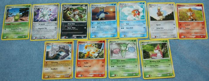 Pokemon Cards- 4Sale $.75Each - P11- NeedNewHomes by Lovely-DreamCatcher