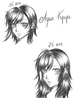 [KHR] Ayan 15 and 25 years by Niranei