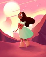 Connie - Steven Universe by johnneh-draws