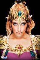 Zelda - triforce power by CalipsoCosplay
