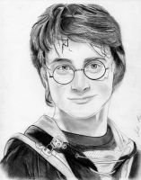 Harry Potter (Drawing) by julesrizz