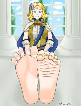 Warriors Soles by master417