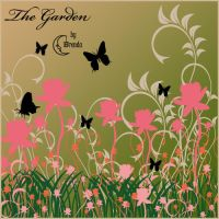 The Garden Brushes by Coby17