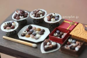 Chocolate and Pralines - 5 by PetitPlat
