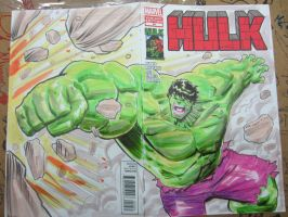 Bmore Hulk by theFranchize