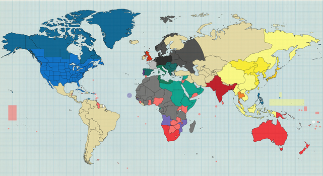 World - Moderate Expansion by alexleclerc