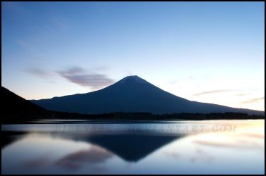Fuji Sunrise by billsabub