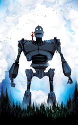 The Iron Giant by ChasingArtwork