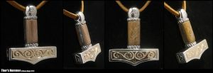 Thors Hammer by EagleWingGallery