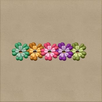 My party Flowers by harperfinch
