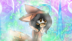 |:.~ Dat Cute Evee~.:/| by X-UnKnownRituals