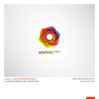 Artefolio Project C2 by erroid