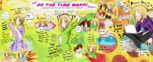 Time Waaaarp by HimitsuNotebook