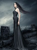 Above Darkness and Beauty by BurakUlker