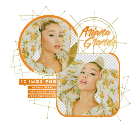 Png Pack 06 | Ariana Grande | by rociomogollon