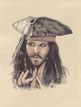 Jack Sparrow 2 by ktalbot