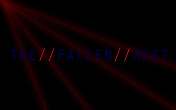 The Fallen Host - Fleeting Sines logo #2 by The-Cry-Of-Mankind