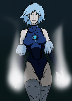 Killer Frost by Shabazik