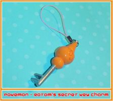 Pokemon Rotom Secret Key Charm