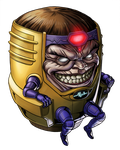 Canceled project - MODOK by Fan-the-little-demon