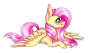 [OPEN COLLAB] Fluttershy by ItsAshiePie