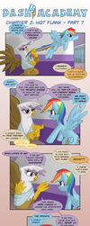 Dash Academy 2-Hot Flank Part7 by SorcerusHorserus