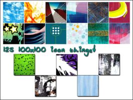 125 icon things by theonlysong
