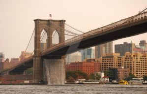 Brooklyn Bridge Waterfall  89 by smilks76