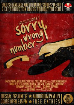 Lucille Fletcher's 'Sorry, Wrong Number'