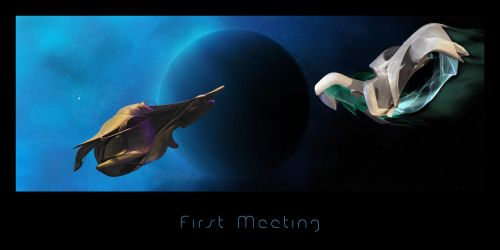 First Meeting by Snufke