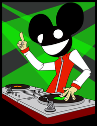 Deadmau5 by UP1TER